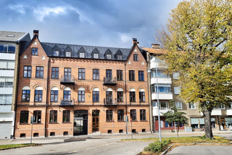 Landskrona på åttondeplats i Årets Arkitekturkommun 2021