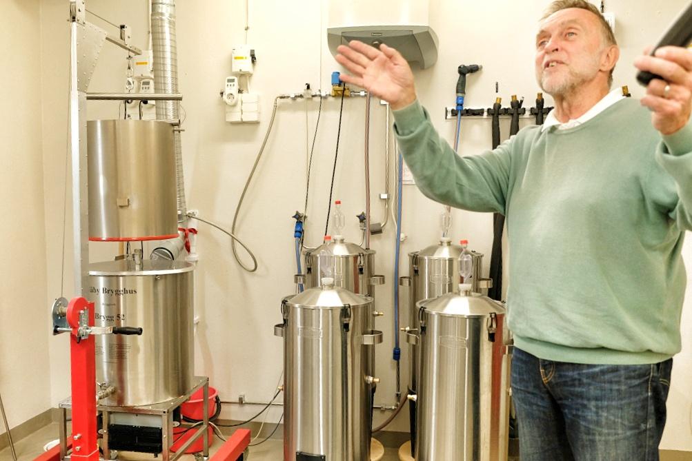Brygg öl säger bröderna Nilsson